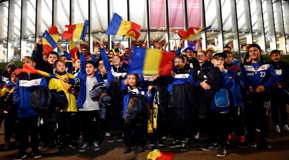 La nivel național, aproape 3 milioane de români au trăit emoțiile echipei naționale din fața televizoarelor