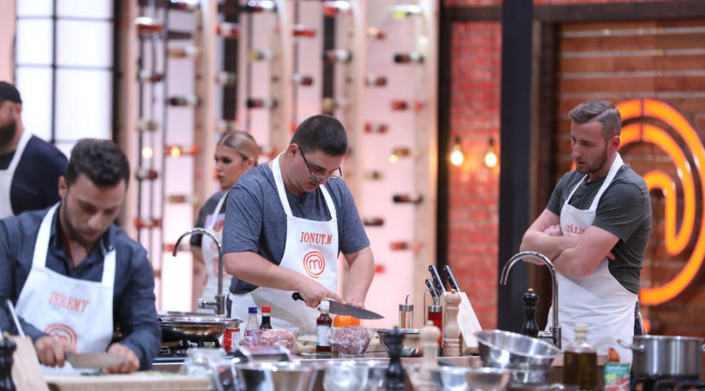 Au avut de gătit 6 preparate din 6 țări diferite și a fost cea mai grea probă. Cine a scăpat de proba eliminatorie
