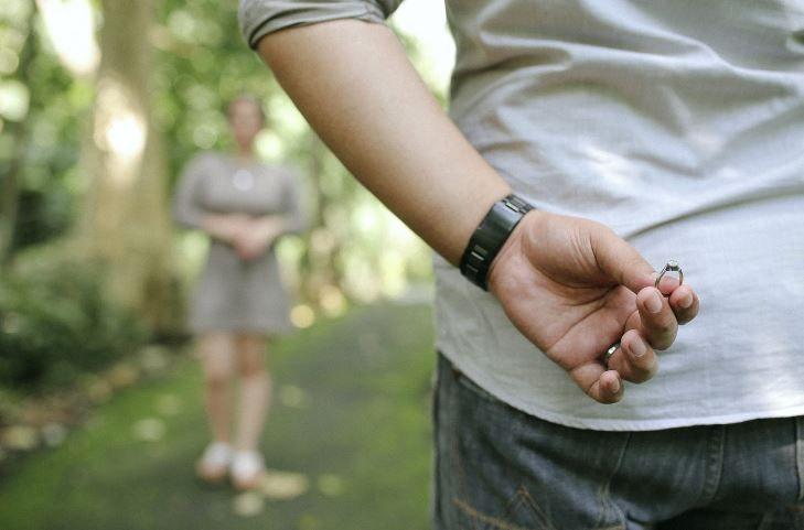 (P) Cele mai inedite cereri în căsătorie: 5 idei