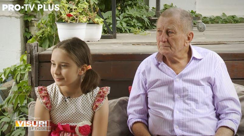 Dragoș Bucur, surpriză specială pentru bunicul Isabelei. Cadoul primit de la prezentator l-a emoționat până la lacrimi