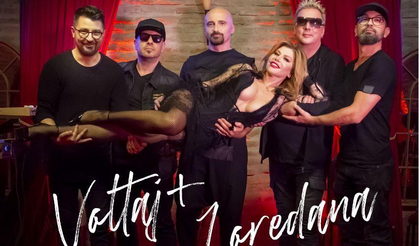 """Loredana Groza, apariție sexy în videoclipul piesei """"Dependența mea"""", lansată în colaborare cu trupa Voltaj"""