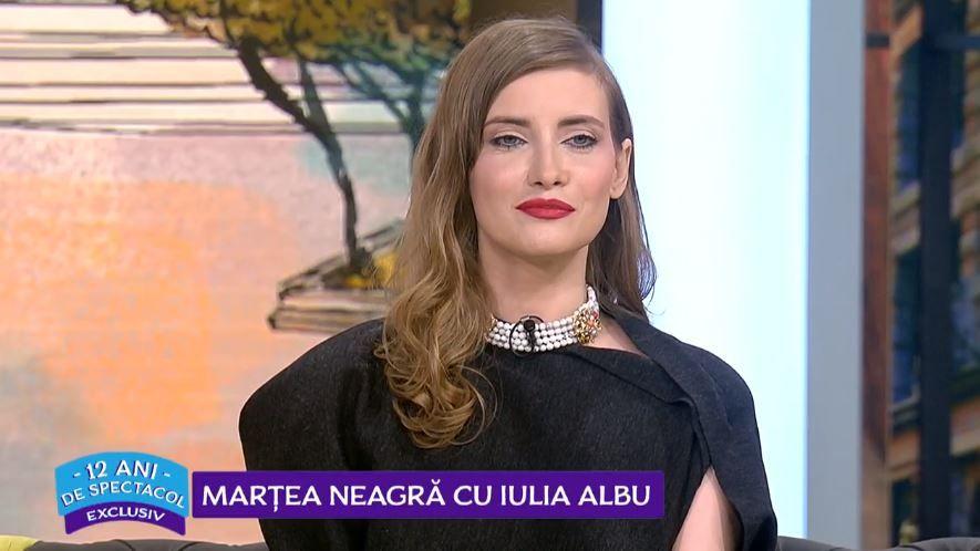 Iulia Albu, despre ținutele vedetelor prezente la un eveniment