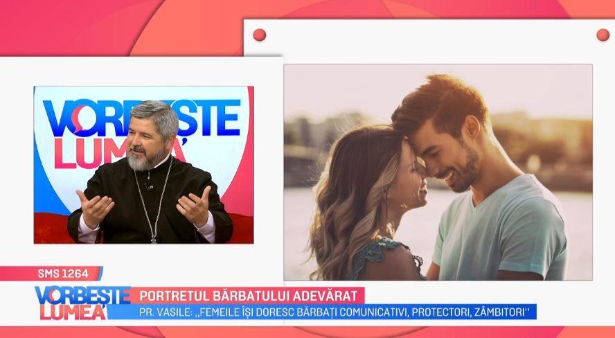 Portretul bărbatului adevărat. Părintele Vasile Ioana ne spune ce criterii ar trebui să îndeplinească