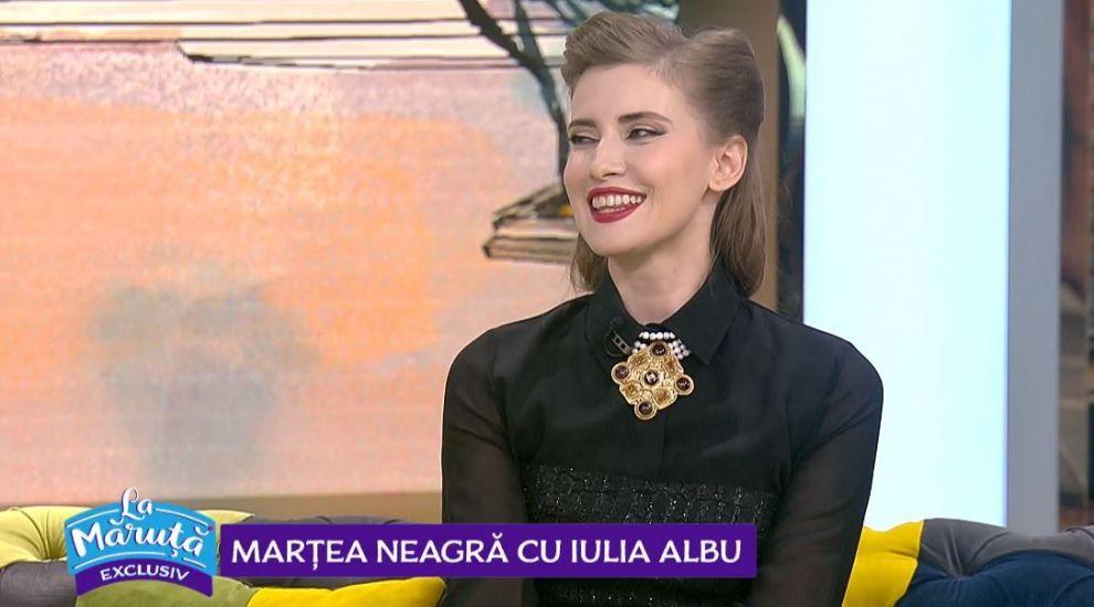VIDEO Iulia Albu comentează ținutele vedetelor