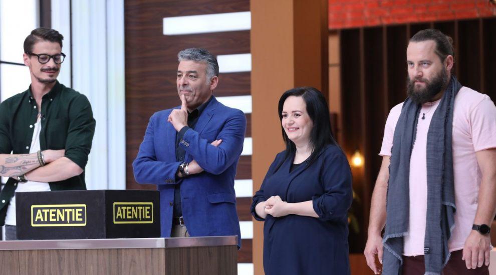 """Jamila îi provoacă pe concurenții MasterChef la o probă """"condimentată"""" cu un premiu de 1.000 de euro!"""