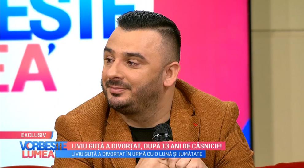"""Liviu Guță, la un pas să izbucnească în lacrimi în platoul Vorbește lumea: """"Nu mă așteptam la așa ceva niciodată"""""""