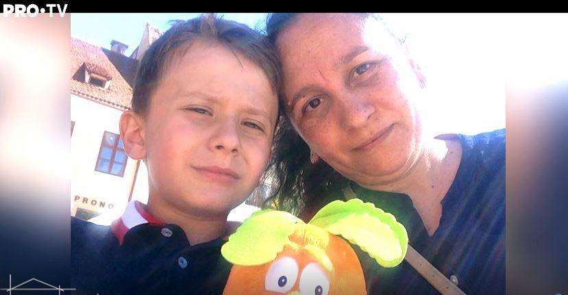 Povestea impresionantă a unei mame singure, cu un copil cu autism și ADHD