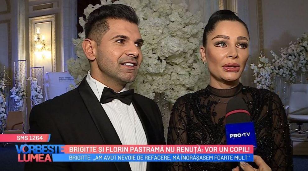 VIDEO Brigitte și Florin Pastramă nu renunță: Vor un copil
