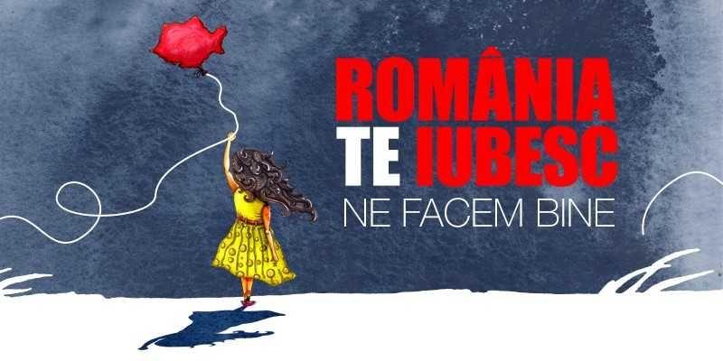"""CONCURS Participă și câștigă invitații la evenimentul """"România, te iubesc!"""""""