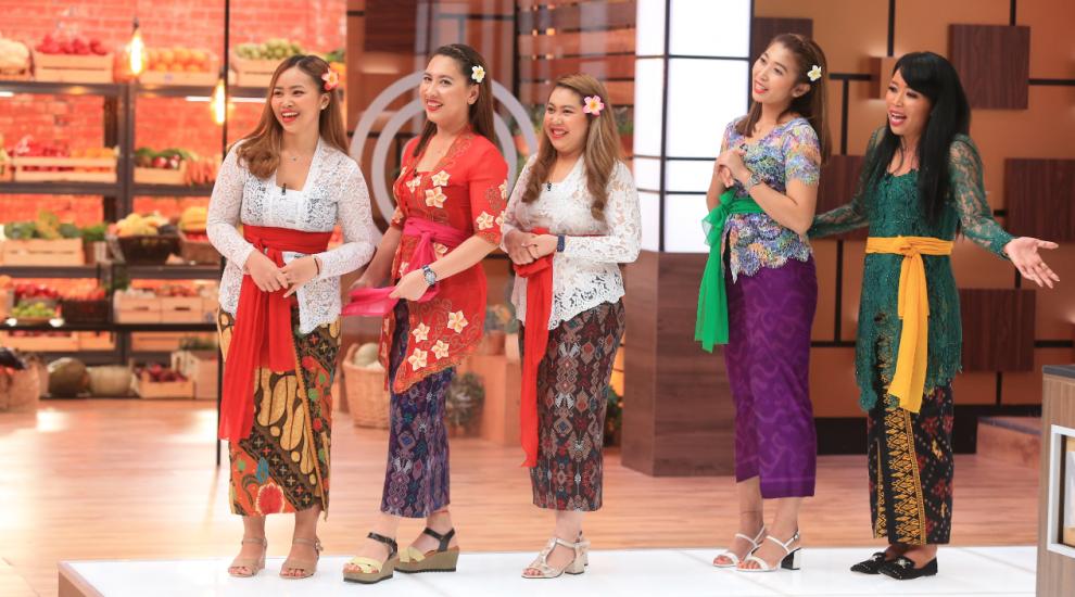 Asiaticele din Bali au venit în bucătăria MasterChef, iar concurenții nu s-au putut concentra