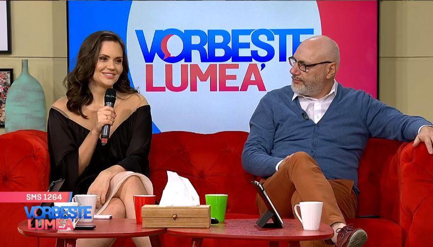 Cristina Șișcanu și psihologul Cristian Andrei, despre alăptatul în public: este sau nu este un gest indecent