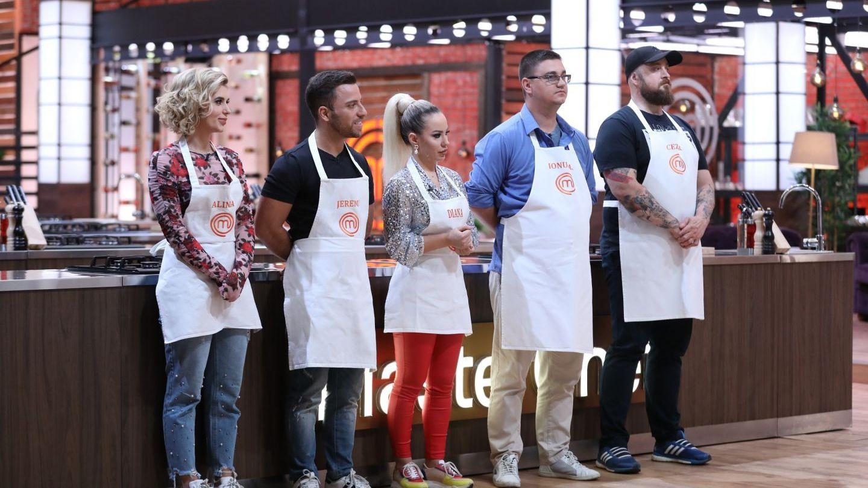 Chef Joseph Hadad îi provoacă pe concurenți la un Masterclass cu eliminare