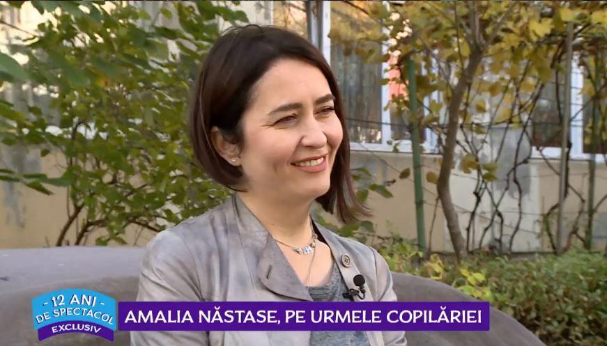 Cu Amalia Năstase, fosta soție a lui Ilie Năstase, pe urmele copilăriei