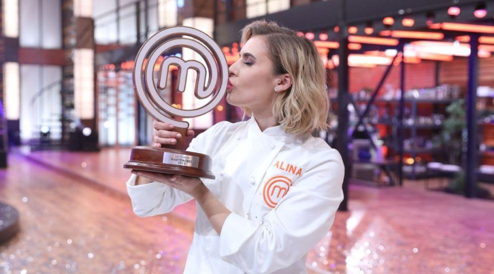 Alina Gologan a câștigat marele premiu de 50.000 de euro și titlul de MasterChef România. Ce va face cu banii