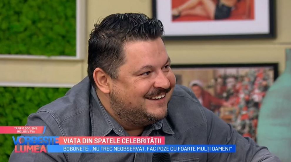 VIDEO Mihai Bobonete împreună cu gașca din Las Fierbinți, despre viața din spatele celebrității