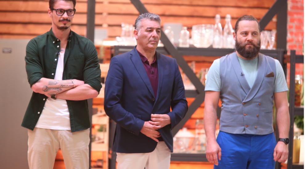 Ce părere au jurații MasterChef despre cei 3 finaliști
