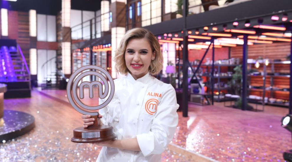 Interviu exclusiv cu Alina Gologan, câștigătoarea Masterchef 2019. Ce va face cu premiul de 50.000 de euro