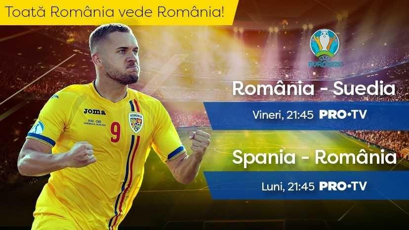 România – Suedia 0-2. Ultima șansă pentru a merge la EURO 2020, play-off-ul din martie!