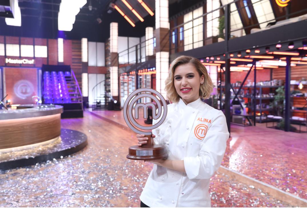 VIDEO Alina Gologan, despre experiența MasterChef. Ce va face cu premiul în valoare de 50.000 de euro