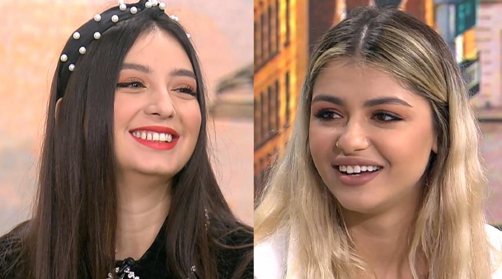 Vloggerițele Maria Zvîncă și Irina Deaconescu, după People's Choice Awards: Ne-a bubuit Instagramul după gală