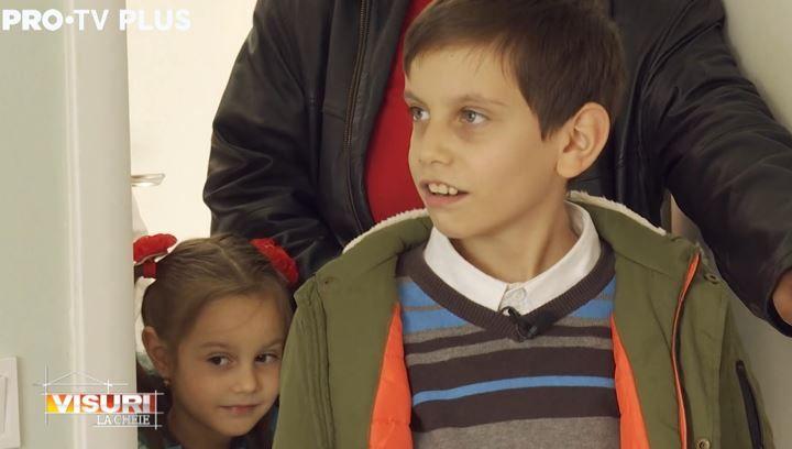 Reacția lui Mihai și a Alexandrei când au văzut cum arată camera în care vor sta