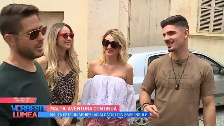 """VIDEO Gașca din """"Ferma"""" s-a reunit pentru o vacanță de vis din Malta"""