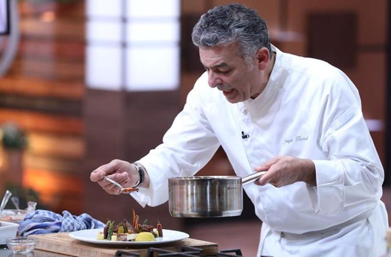 """VIDEO Chef Hadad, despre momentele grele trăite în copilărie: """"Mama avea grijă de 3 copii și nu muncea"""""""
