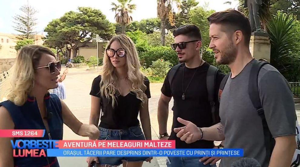 """VIDEO Gașca din """"Ferma"""", aventură în Malta"""