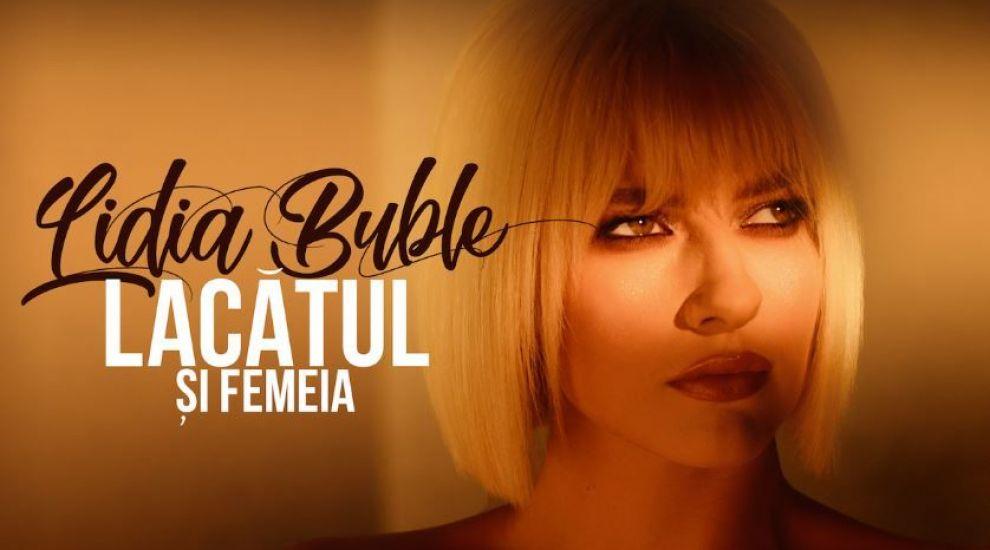 """Lidia Buble lansează """"Lacătul și femeia"""", o poveste sensibilă de dragoste spusă pe note muzicale"""