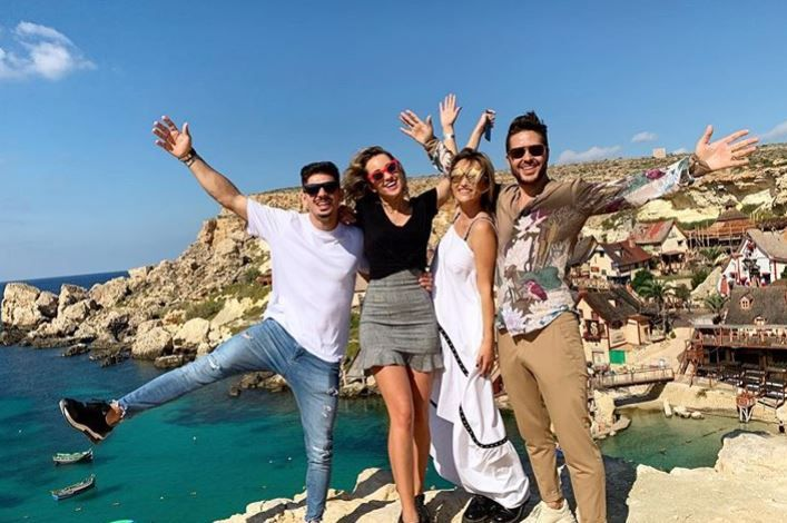VIDEO Gașca din Malta, călătorie cu peripeții