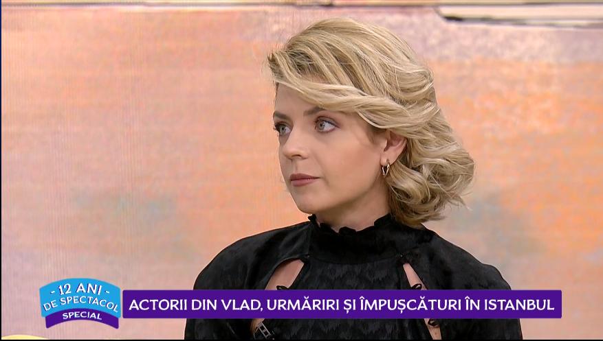 VIDEO Actorii din VLAD, urmăriri și împușcături în Istanbul