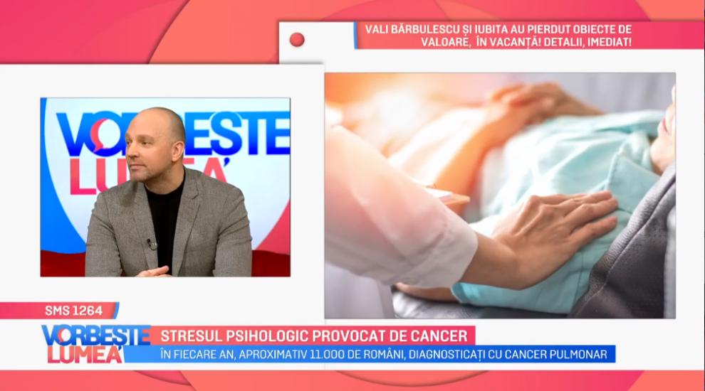 VIDEO Stresul psihologic provocat de cancer