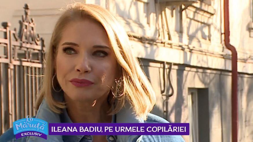 VIDEO Cu Ileana Badiu pe urmele copilăriei. Cum arată locul în care a crescut