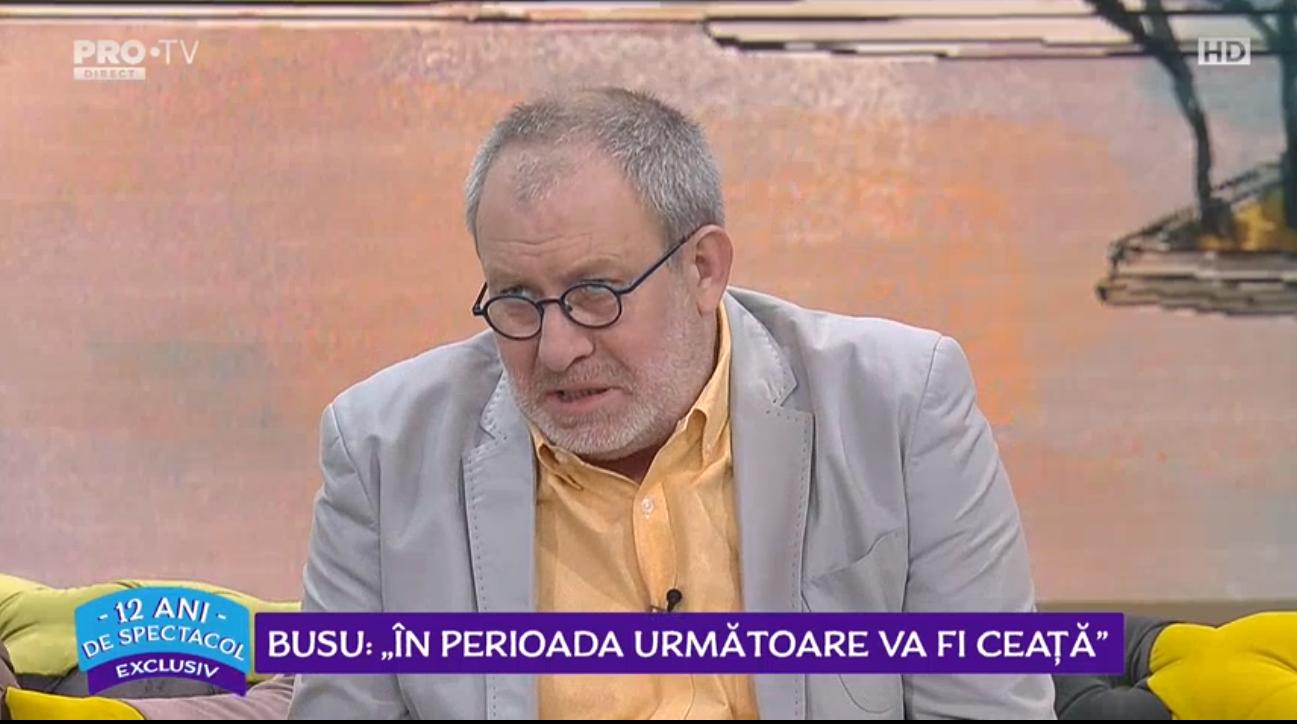 VIDEO Florin Busuioc, despre vreme și vremuri