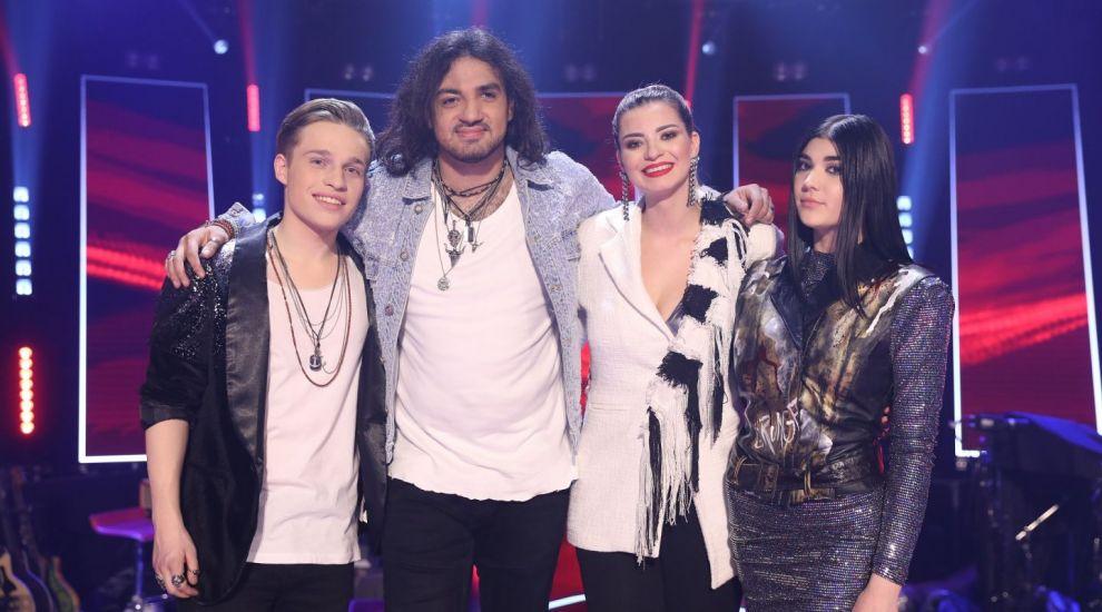 Dragoș Moldovan, Andi Țolea, Jasmina Răsădean și Elena Bozian sunt finaliștii sezonului 9 Vocea României!