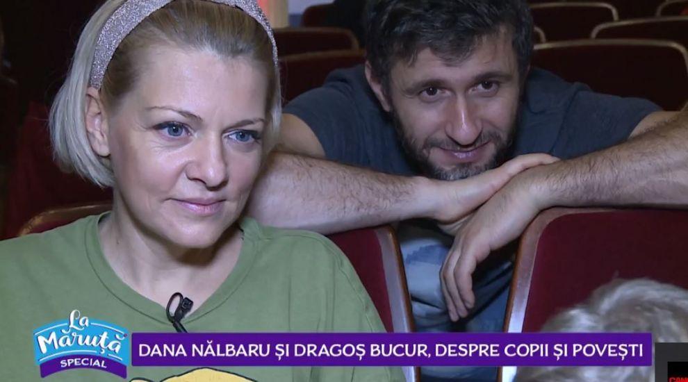 VIDEO Dana Nălbaru și Dragoș Bucur, despre copii și povești