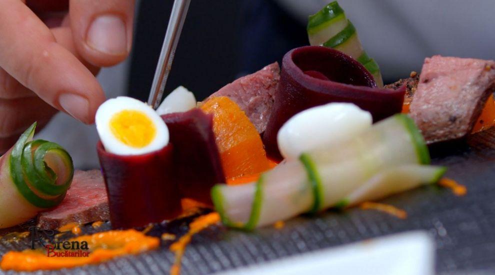 ARENA BUCĂTARILOR: Salată de boeuf destructurată