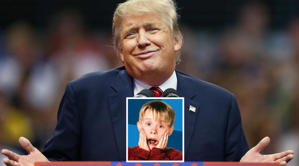 """Donald Trump, scos de canadieni din filmul """"Singur acasă"""". Care e motivul"""