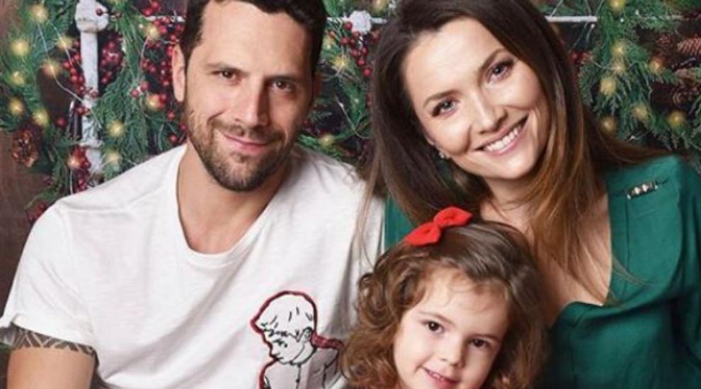 Adrian Nartea și soția lui, povestiri de familie. Unde au petrecut Crăciunul