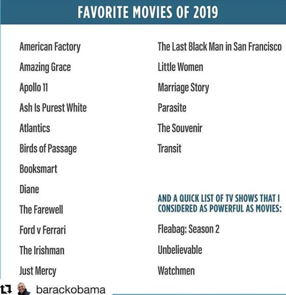 Cele Mai Bune Filme 2019