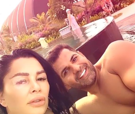Brigitte și Florin Pastramă, vacanță de vis în Bali. Cum au petrecut cei doi soți