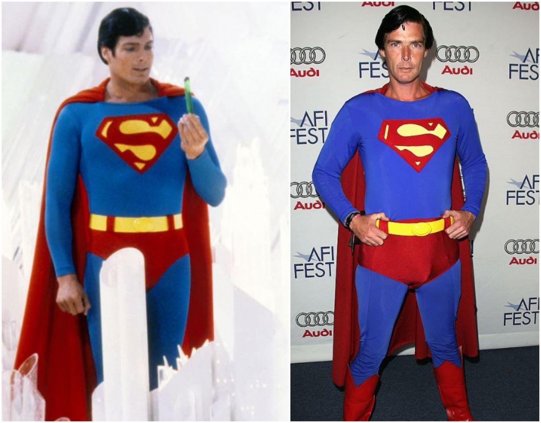 superman raportează pierderea în greutate