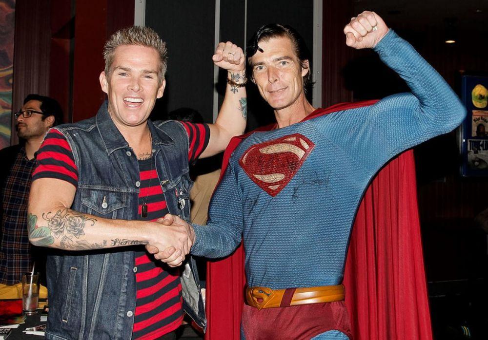 superman raportează pierderea în greutate)