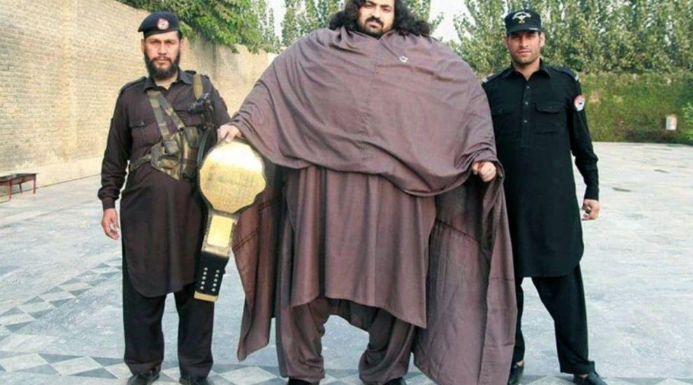 Hulk al Pakistanului își caută nevasta! Ce criterii trebuie să respecte femeia care se va căsători cu pakistanezul de 445 kg