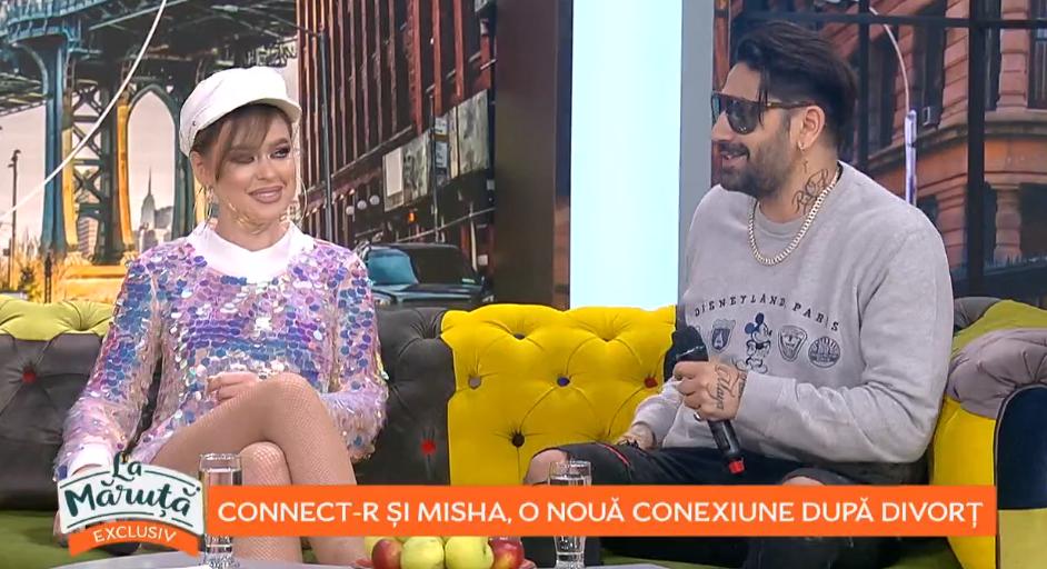 VIDEO Connect-R și Misha, o nouă conexiune după divorț