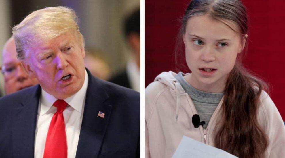 """Donald Trump a numit-o """"profetul sfârșitului lumii"""", dar Greta Thunberg i-a răspuns pe măsură"""