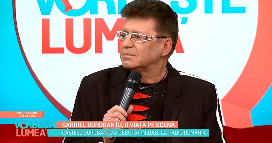 VIDEO Gabriel Dorobanțu, o viață pe scenă