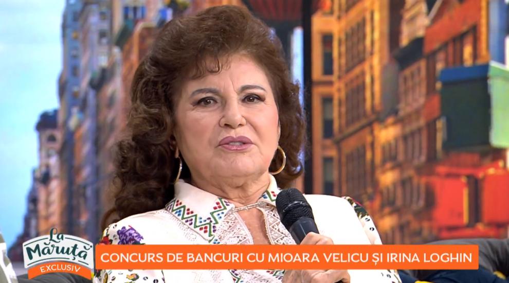 VIDEO Concurs de bancuri cu Mioara Velicu și Irina Loghin