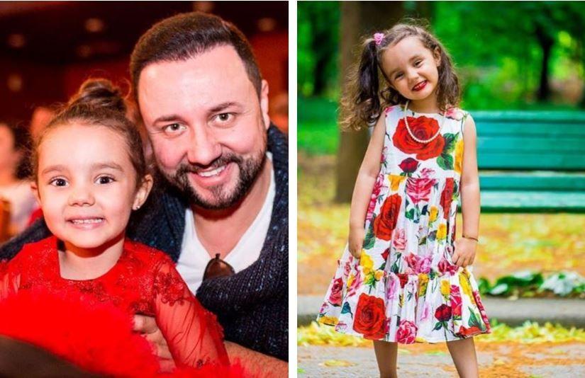 """Eva Măruță face show din nou: """"Tati, te-ai îndrăgostit?! Vrei să te pupi cu ea pe buze?!"""""""