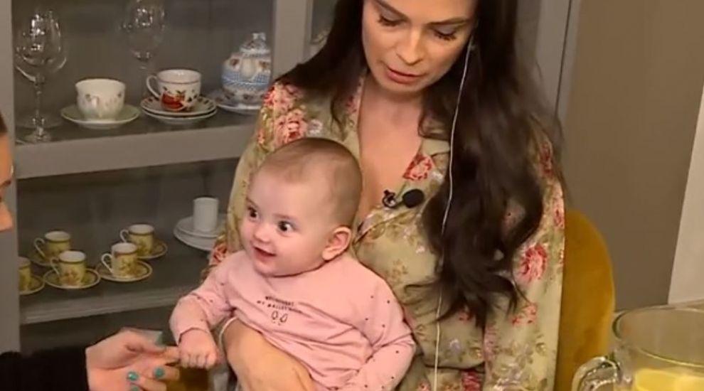 VIDEO Anca Serea, cu 4 copii în carantină din cauza virozei
